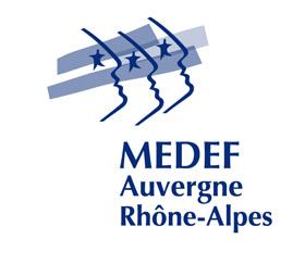 MEDEF Auvergne Rhône-Alpes